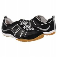 Polar Bungee Shoes (Black/Silver) - Women's Shoes