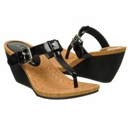 Roseanne Sandals (Black Patent) - Women's Sandals