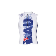 Men&#39;s Pkt Tri Top Accessories (Australia/White/Blu
