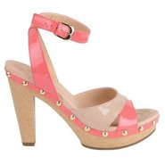 Madalen Shoes (Coral Coast/Cream) - Women's Shoes