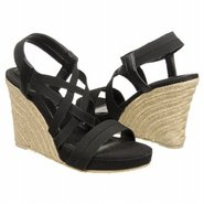 De Lux Sandals (Black Stretch) - Women's Sandals -