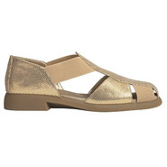 4 Give Shoes (Gold Snake) - Women's Shoes - 9.0 M