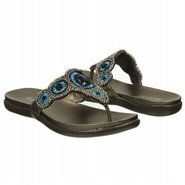 Glam Stud Sandals (Pewter Metallic) - Women&#39;s Sand
