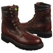 8  soft toe lacer Boots (Root Beer) - Men's Boots