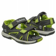 Mad River 2 Strap Tod/Pr Sandals (Grey/Green) - Ki