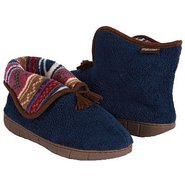 Bootie Slipper Shoes (Blue) - Women's Shoes - 19.5