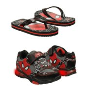 Spiderman Shoes (Black/Red) - Kids&#39; Shoes - 8.0 M
