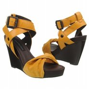 Hope Sandals (Yellow Leather) - Women's Sandals -