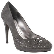 Starlet Shoes (Grey Suede) - Women's Shoes - 6.5 M