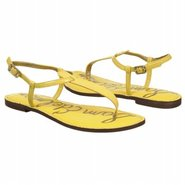 Gigi Sandals (Citron Yellow) - Women's Sandals - 7