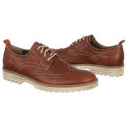 Brogue Lug Shoes (Red) - Men's Shoes - 11.5 2W