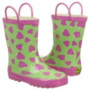 Strawberry Toss Tod/Pre Boots (Green) - Kids' Boot