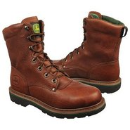 8  soft toe lacer Boots (Brown) - Men&#39;s Boots - 10