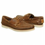 Sully Woven Shoes (Cognac) - Men's Shoes - 9.0 M