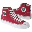 Center Hi Shoes (Red) - Men's Shoes - 9.5 M