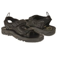 Surf Walker Sandals (Black) - Men's Sandals - 8.5
