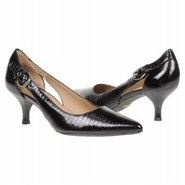 Callalily Shoes (Black Reptile) - Women&#39;s Shoes - 