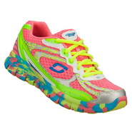 Synergy- Confetti Colo Shoes (Silver/Pink/Multi) -