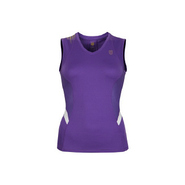Women&#39;s Run Sleeveless Accessories (Mjstc Purple/W