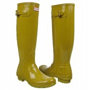 Hunter Original Gloss Boots (Chartreuse) - Women's