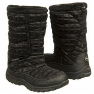 Lisa Quilted Nylon II Boots (Black) - Women's Boot