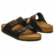Arizona Soft Footbed Sandals (Brown Leather) - Men