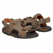 El Rio Pre/Grd Sandals (Elixir Brown/Orange) - Kid