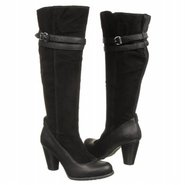 Nevali Tall Boot Boots (Black Suede) - Women's Boo