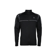 Men&#39;s Stitched Full Zip Accessories (Black)- 21.5 