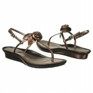 Dailana Flower Strap Sandals (Bronze) - Women&#39;s Sa
