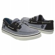 Newmarket Boat Ox Shoes (Blue Chambray) - Men's Sh