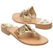 Navajo Sandals (Gold) - Women's Sandals - 7.5 M