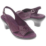 Margin Shoes (Fuchsia Croc) - Women's Shoes - 5.0