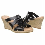 Emily Laser Slide Sandals (Black) - Women&#39;s Sandal