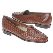 Liz Shoes (Brown Leather) - Women's Shoes - 6.5 M