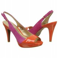 Curated Shoes (Dark Pink/Orange Sue) - Women's Sho