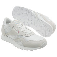 Classic Nylon Shoes (White/Lt Grey) - Men's Shoes