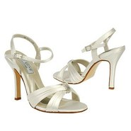ANGELINA Shoes (White) - Women's Wedding Shoes - 6