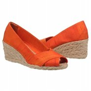 Cecilia Sandals (Flame Shantung) - Women's Sandals