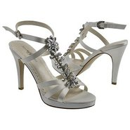 Shine Shoes (Ivory Satin) - Women's Wedding Shoes