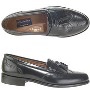 Evanston Shoes (Black Leather) - Men's Shoes - 10.