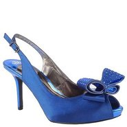 Queenie Shoes (Blue) - Women's Shoes - 9.0 M
