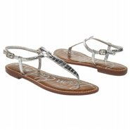 Gigi Sandals (Silver Snake) - Women&#39;s Sandals - 6.
