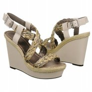 Edda Shoes (Natural/Silver Multi) - Women's Shoes