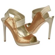 Halo Shoes (Bronze Metallic) - Women's Shoes - 7.0