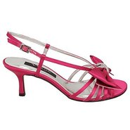 Georgia Shoes (Fantasy Satin) - Women&#39;s Shoes - 11