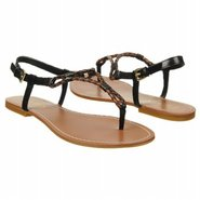 Alexa Sandals (Black/Polo Tan) - Women's Sandals -