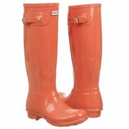 Hunter Original Gloss Boots (Flame) - Women's Boot