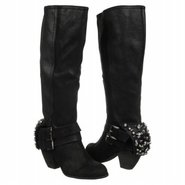 Mix Master Boots (Black Leather) - Women&#39;s Boots -