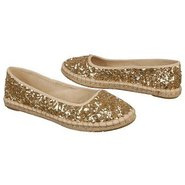 Disco Shoes (Gold) - Women&#39;s Shoes - 7.0 M